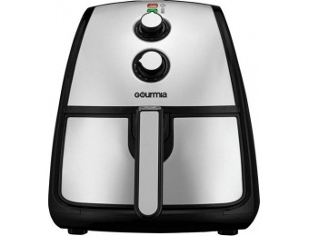 $60 off Gourmia Hot Air Fryer - Stainless Steel