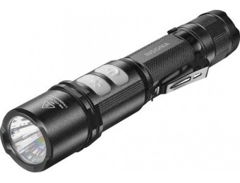 34% off Insignia 800 Lumen Rechargeable LED Flashlight