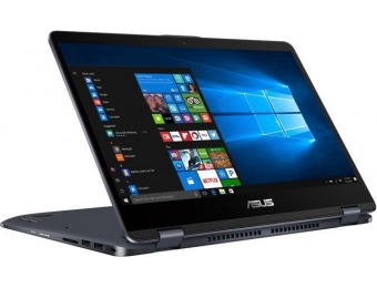 $104 off ASUS VivoBook Flip 14 2-in-1 FHD Touchscreen Laptop