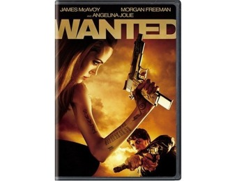 63% off Wanted (DVD)