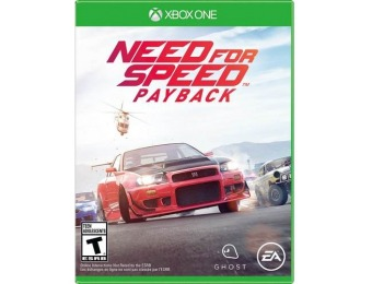 33% off Need for Speed Payback - Xbox One