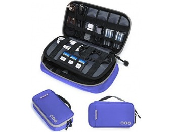 30% off BAGSMART Travel Electronic Accessories Organizer