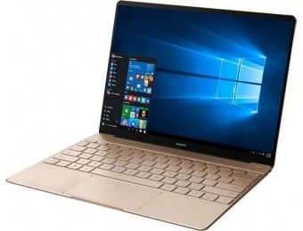 "$500 off Huawei MateBook X Signature Edition 13"" Laptop"