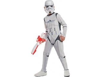 84% off Star Wars Classic Photo-Real Stormtrooper Child Costume