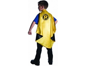 86% off DC Superheroes Robin Deluxe Child Cape Costume