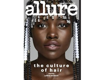 90% off Allure Magazine Subscription (1-year auto-renewal)