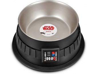 56% off Star Wars Darth Vader Stainless Steel Dog Bowl