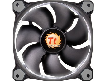 47% off Thermaltake Riing 12 LED 120mm Radiator Cooling Fan