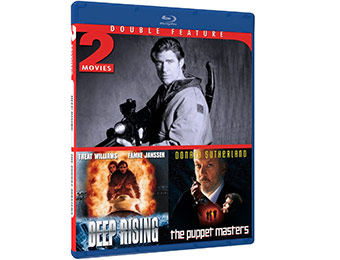 50% off Deep Rising / The Puppet Masters (2 Movies) on Blu-ray
