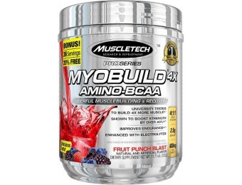36% off Muscle Tech Amino-BCAA Nutritional Supplement