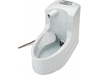 53% off PetSafe Drinkwell Mini Fountain, 40 oz.
