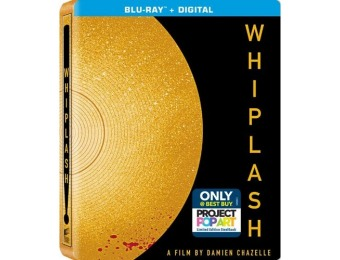 50% off Whiplash [SteelBook] Blu-ray