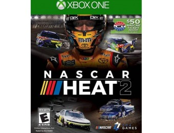 40% off NASCAR Heat 2 - Xbox One