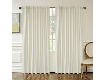 72% off Lullabi Extreme BlackOut Window Curtain (Pack of 2)