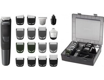 35% off Philips Norelco Multigroom 5000 with Storage Case MG5760/40