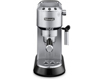 33% off Delonghi Pump Espresso Maker Stainless Steel