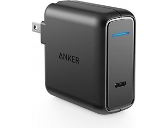 67% off Anker USB Type-C Power Delivery 30W USB Wall Charger