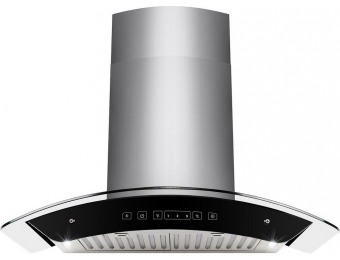 "48% off AKDY 30"" Convertible Kitchen Wall Mount Range Hood"