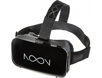 57% off NOON VR PLUS Virtual Reality Headset with VR Streaming
