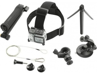 67% off Insignia Everyday Adventures GoPro Accessory Kit