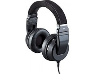 75% off Dual Driver Wired Headphones