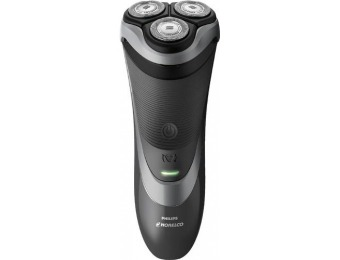 50% off Philips Norelco Series 3000 Wet/Dry Electric Shaver