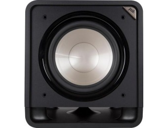 "$50 off Polk Audio 12"" 200W Powered Subwoofer"