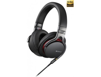 $100 off Sony MDR1A/B Over-the-Ear Hi-Res Headphones