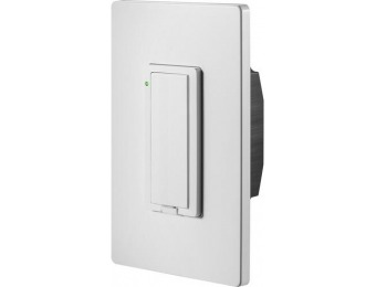 40% off Insignia Wi-Fi Smart In-Wall Light Switch