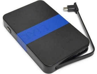 83% off Tylt Energi 3K Portable Rechargeable 3000mAh Battery