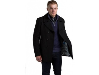 75% off Classic Justice League Peacoat (Secret Identity)