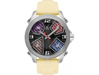 $7,462 off Jacob and Co. Men's Five Time Zone Watch