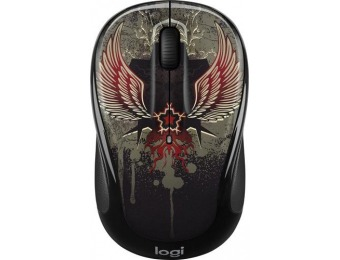 50% off Logitech M325 Wireless Optical Mouse - Black Taboo