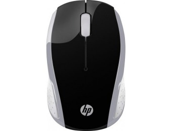 53% off HP 200 Wireless Optical Mouse - Silver