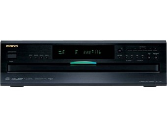 $80 off Onkyo 6-Disc CD Player