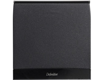 $200 off Definitive Technology SuperCube 4000 1200W Subwoofer