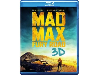 77% off Mad Max: Fury Road (Blu-ray/Blu-ray 3D)
