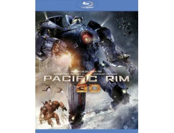 77% off Pacific Rim (Blu-ray/Blu-ray 3D/DVD)