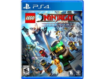 75% off LEGO Ninjago Movie Video Game - PlayStation 4