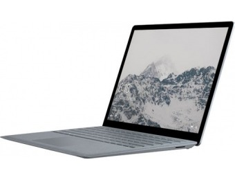 "$100 off Microsoft Surface 13.5"" Touch-Screen Laptop 128GB SSD"