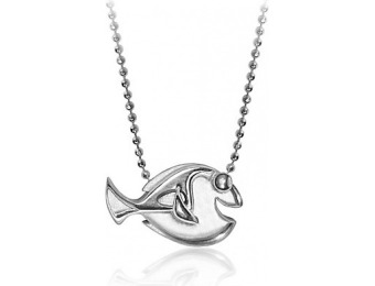 87% off Finding Dory Sterling Silver Necklace by Alex Woo