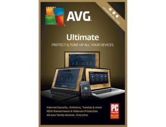 75% off AVG Ultimate (Unlimited Devices) Android|Mac|Windows