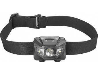 75% off Insignia Water-resistant LED Headlamp