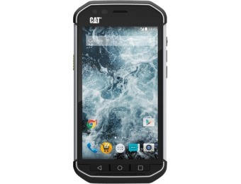 $200 off CAT S40 4G LTE with 16GB Memory Cell Phone (Unlocked)