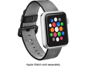 60% off Modal Woven Nylon Band Watch Strap for Apple Watch 38mm