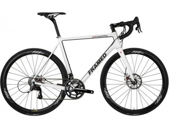 $2,000 off Framed Andorra Carbon Disc Bike w/ Rival 2X11, Carbon Wheels