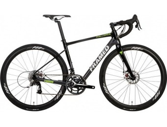 $2,100 off Framed Mallorca Rim Carbon Road Bike