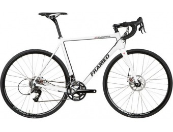 $1,950 off Framed Andorra Carbon Disc Bike