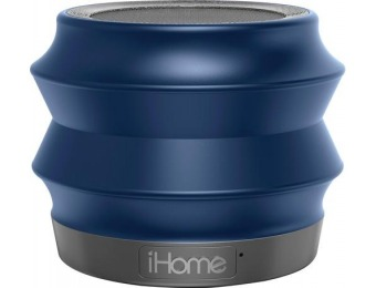 40% off iHome iBT60 Portable Bluetooth Speaker
