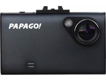 $40 off PAPAGO GoSafe 220 1080p Full HD Dash Camera